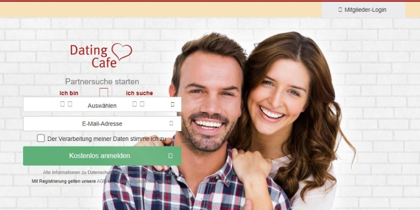 dating cafe partnersuche